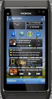Nokia N8 WI-FI - черный