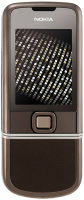 Nokia 8800 arte brown (оригинал, корпус, на оригинал, плате Noki