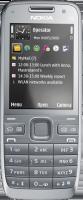 Nokia E52 - серый