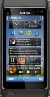 Nokia N8 - черный