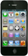 iPhone 4s 16Gb - черный