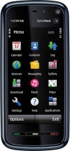 Nokia 5800 Xpress Music - черный/синий