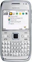 Nokia E72 - белый