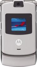 Motorola RAZR V3 серебрянная