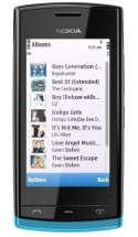 Nokia 500 синяя