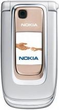 Nokia 6131 серебристая