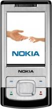 Nokia 6500 Slide серебристая