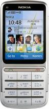Nokia C3-01 серебро