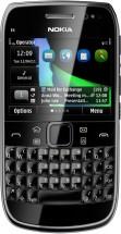 Nokia E6 черная