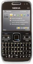 Nokia E72 черная