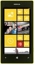 Nokia Lumia 520 желтая