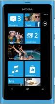 Nokia Lumia 800 синяя