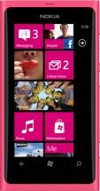 Nokia Lumia 800 розовая