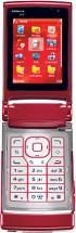 Nokia N76 красная
