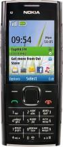 Nokia X2-00 черная