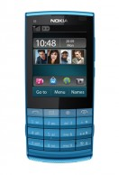 Nokia X3-02 синяя