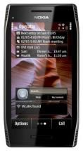 Nokia X7-00 черная