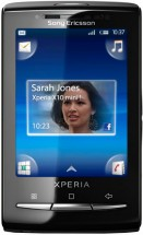Sony Ericsson Xperia X10 mini черная
