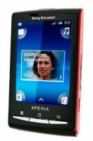 Sony Ericsson Xperia X10 mini оранжевая