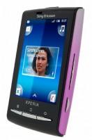 Sony Ericsson Xperia X10 mini розовая