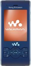 Sony Ericsson W595 синий