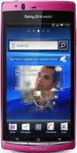 Sony Ericsson LT18i Xperia Arc S розовый