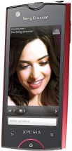 Sony Ericsson Xperia ray (ST18i) красный