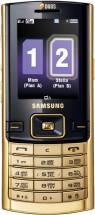 Samsung DuoS SGH-D780 Gold