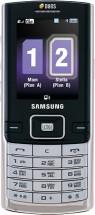 Samsung DuoS SGH-D780 Silver