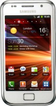 Samsung Galaxy S Plus I9001 белый