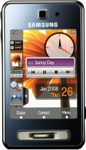 Samsung SGH-F480 серебристый