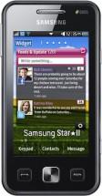 Samsung Star II DUOS GT-C6712 черный