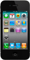 Apple iPhone 4Gb - черный
