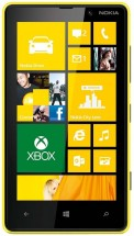 Nokia Lumia 820 Желтый