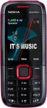 Nokia 5130 XpressMusic Красный