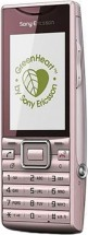 Sony Ericsson Elm J10i Розовый