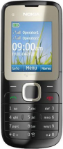Nokia C2-00 (черный)