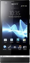 Sony Xperia P (черный)