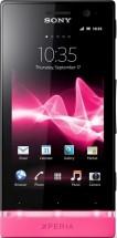 Sony Xperia P (розовый)