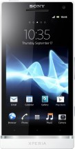 Sony Xperia SL (белый)