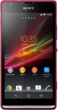 Sony Xperia SP (красный)