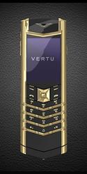 Vertu Signature S Desighn Gold Mini
